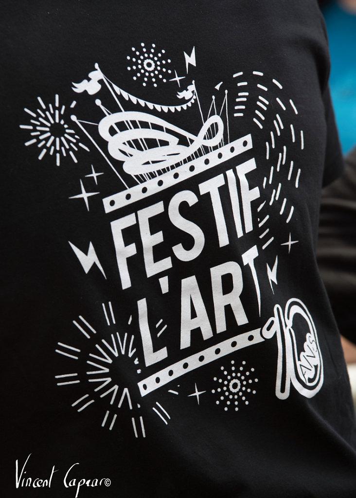 Festif l'Art les 10 ans